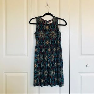 Alter'd State Paisley Dress